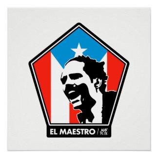 EL MAESTRO | POSTER