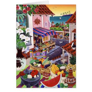 El Mercado Card