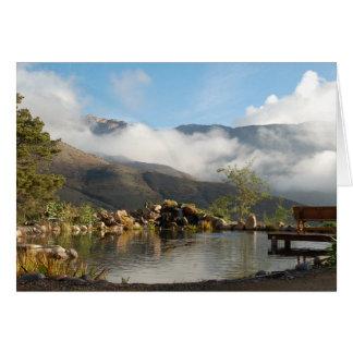 El Monte Pond Card