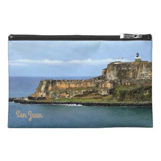 El Morro Guarding San Juan Bay Entrance Travel Accessory Bag