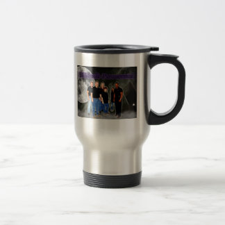 El Mundo Paranormal TV Show Travel Mug