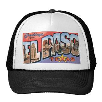 El Paso Texas Hats