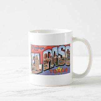 El Paso Texas Mug