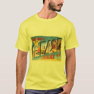 El Paso Texas TX Old Vintage Travel Souvenir T-Shirt
