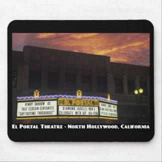 El Portal Theatre Mousepad