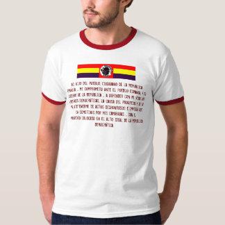 El Quinto Regimiento Spain civil war T-Shirt