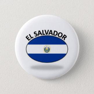 El Salvador 6 Cm Round Badge