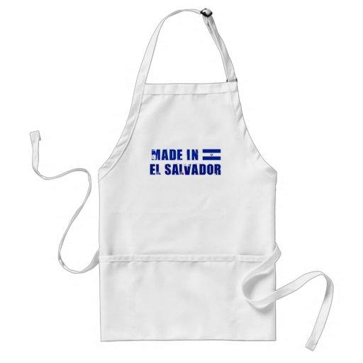 EL SALVADOR APRONS