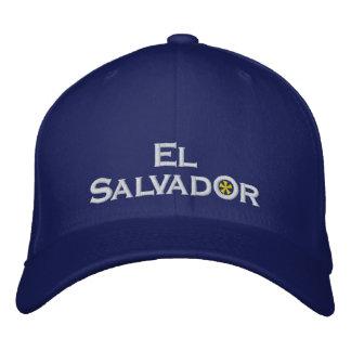 El Salvador Baseball Cap