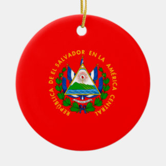 EL SALVADOR* Christmas Ornament