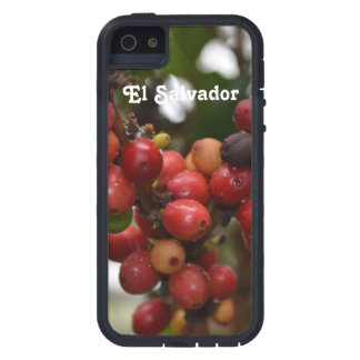 El Salvador Coffee Beans Case For iPhone 5