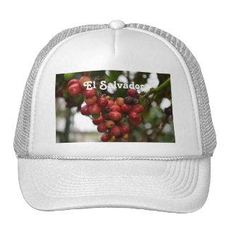 El Salvador Coffee Beans Hat
