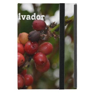 El Salvador Coffee Beans Case For iPad Mini
