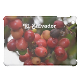 El Salvador Coffee Beans iPad Mini Covers