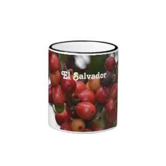 El Salvador Coffee Beans Coffee Mug