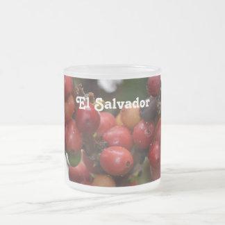 El Salvador Coffee Beans Mugs