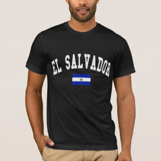 El Salvador College Style T-Shirt