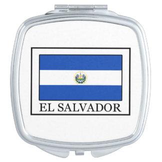 El Salvador Compact Mirror