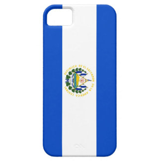 El Salvador country long flag nation symbol republ iPhone 5 Case