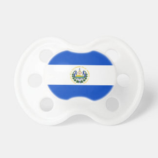 El Salvador country long flag nation symbol republ Pacifiers