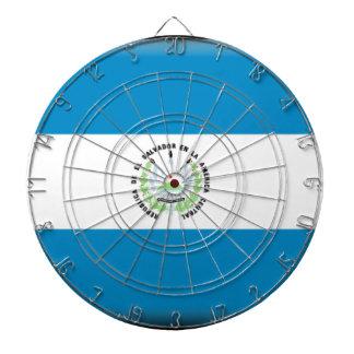 El Salvador Dart Board