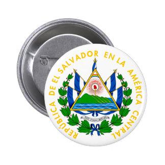 el salvador emblem button