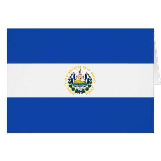 El Salvador Flag Cards