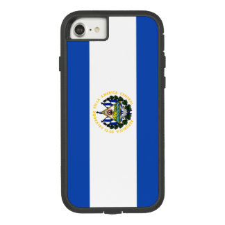 El Salvador Flag Case-Mate Tough Extreme iPhone 8/7 Case
