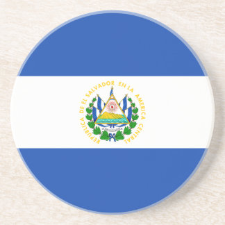 El Salvador Flag Coaster