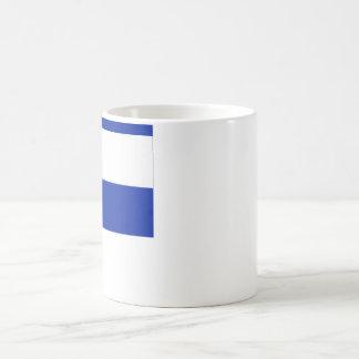 El Salvador Flag Coffee Mug