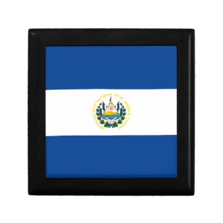 El Salvador Flag Gift Box