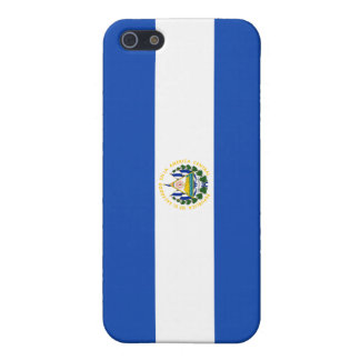 El Salvador Flag iPhone 5/5S Case