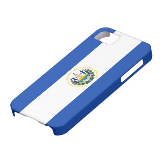 El Salvador Flag iPhone 5 Cover