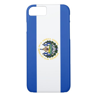 El Salvador Flag iPhone 8/7 Case