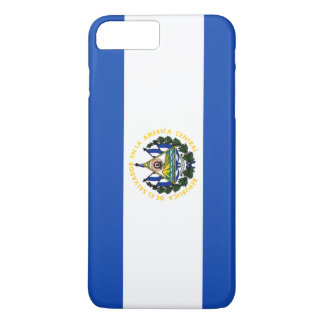El Salvador Flag iPhone 8 Plus/7 Plus Case
