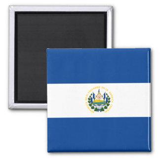 El Salvador Flag Magnet