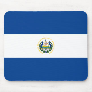 El Salvador Flag Mousepad