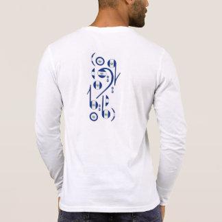 El Salvador Flag Musical Notes T Shirts
