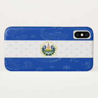 El Salvador Flag Phone Case