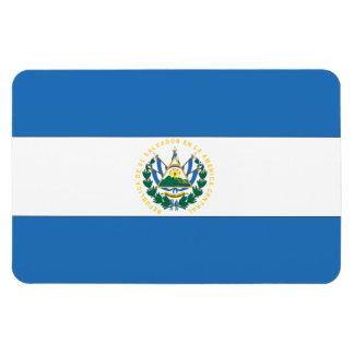 El Salvador Flag Rectangular Photo Magnet