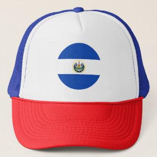 El Salvador Flag Trucker Hat