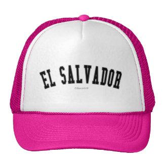 El Salvador Trucker Hats