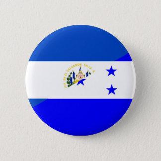 el salvador honduras half flag country symbol 6 cm round badge