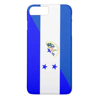 el salvador honduras half flag country symbol iPhone 8 plus/7 plus case