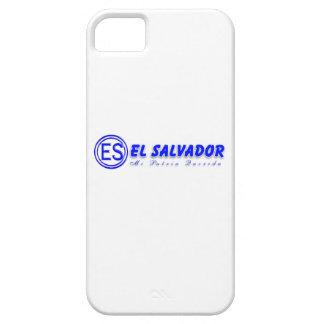 El Salvador iPhone 5 Cases