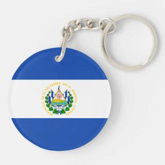 El Salvador Key Chain