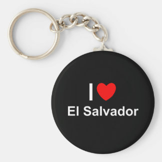 El Salvador Key Ring