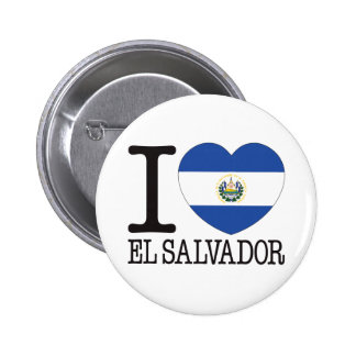 El Salvador Love v2 Buttons