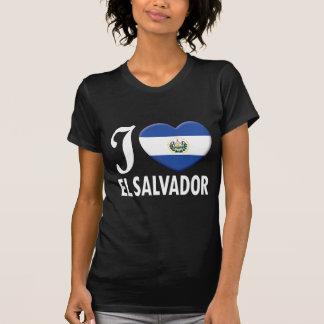 El Salvador Love W Tees