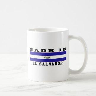 El Salvador Made In Designs Mug
